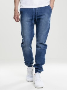TB 1794 Knitted Denim Blue Washed
