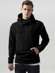 TB 1401 Sherpa High Neck Black