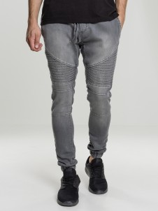 TB 1877 Biker Denim Grey