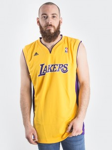 Los Angeles Lakers Replica Yellow