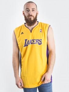 Los Angeles Lakers Replica Yellow
