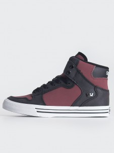 Vaider Plum/Black/White