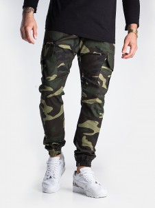 Jogger Cargo Olive