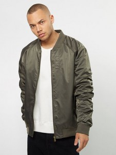 Gathered Bomber Graphite