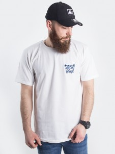 Basic Stussy White