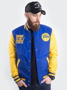 Pump Letterman Blue/Yellow
