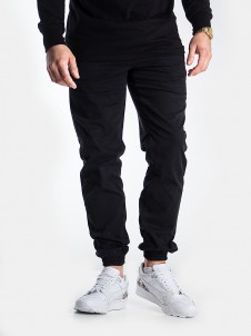 TB 1266 Stretch Twill Black