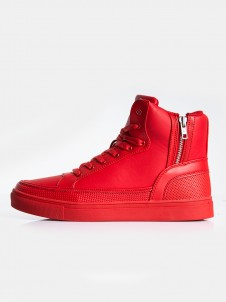 TB 1271 Zipper High Red