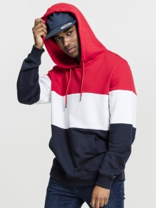 TB 1870 3-tone Fire Red/White/Navy