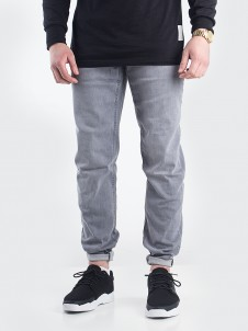 TB 1437 Stretch Denim Grey
