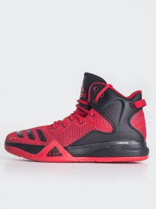 DT BBall Black/Power Red