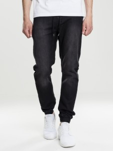 TB 1794 Knitted Denim Black Washed