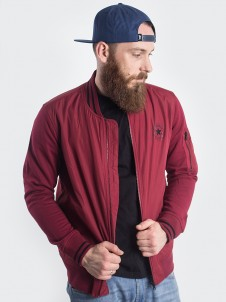 Core Bomber Burgundy