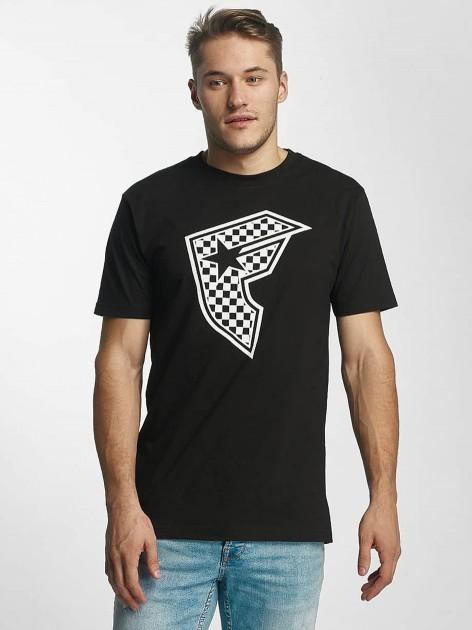 FA 038 Checker Badge Black