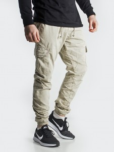 TB 1268 Jogger Cargo Olive