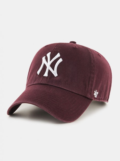 New York Yankiees Maroon