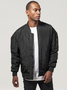 TB 1619 Oversized Bomber Black