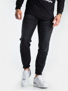 TB 1437 Stretch Denim Black Washed