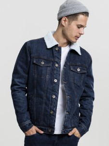 TB 1796 Sherpa Denim Dark Blue