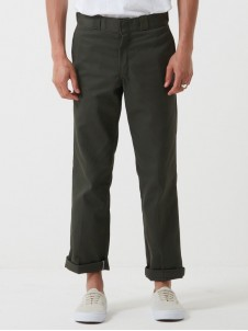 WP 873 Work Pant Olive Green