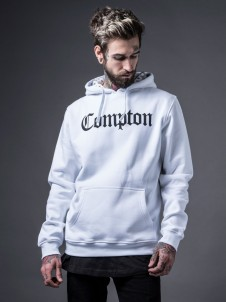 MT 327 Compton Bandana White