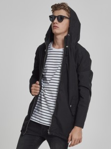 TB 2094 Light Cotton Parka Black