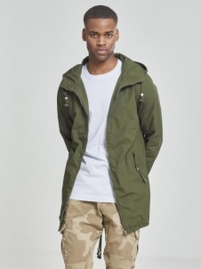 TB 2094 Light Cotton Parka Olive
