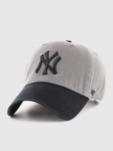 New York Yankees Clean Up Dark Grey