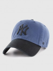 New York Yankees Clean Up Timber Blue