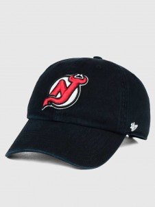 New Jersey Devils Clean Up Black