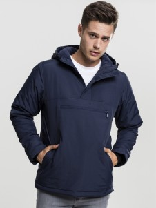 TB 1443 Padded Pull Over Navy