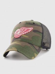 Detroit Red Wings MVP Trucker Camo