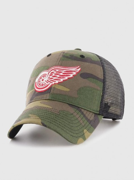 Detroit Red Wings MVP Trucker Camo