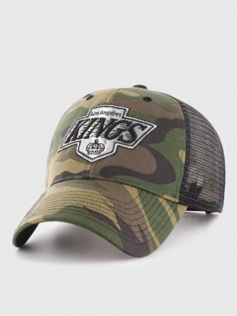 Los Angeles Kings MVP Trucker Camo