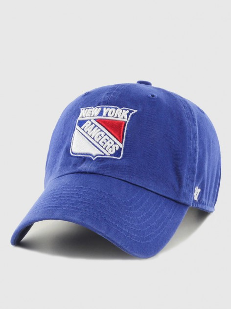 New York Rangers Clean Up Blue