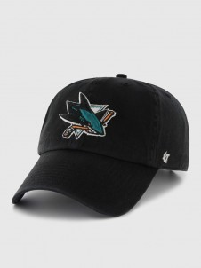 San Jose Sharks Clean Up Black