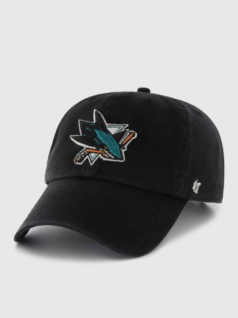San Jose Sharks Clean Up Black