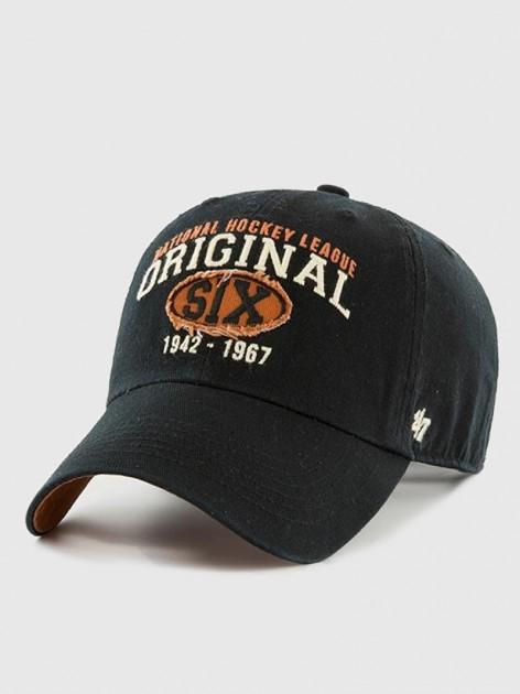 Vintage Original Six Henrick Clen Up Black