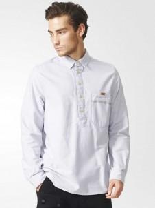 Utility Shirt Grey