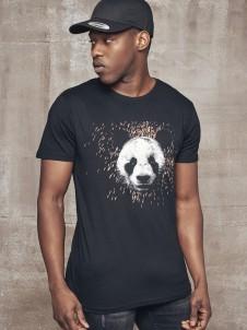 MC 030 Desinger Panda Black