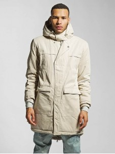 TB 1461 Cotton Peached Parka Black