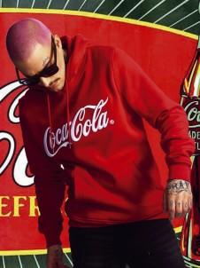 MC 136 Coca Cola Red