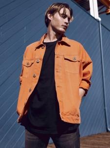 TB 2091 Oversize Garment Orange