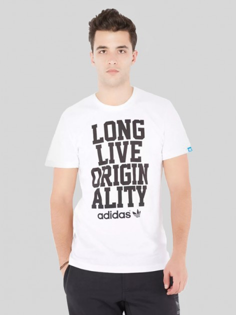 Slogan White
