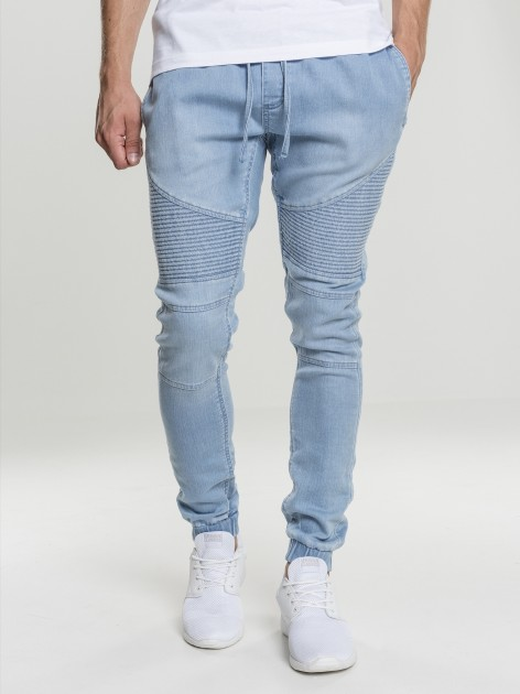 TB 1877 Biker Denim Dark Bleach