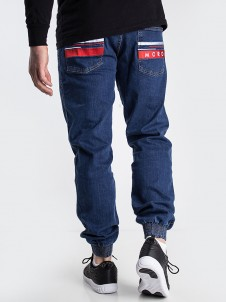 Moro Red Jogger Mid Blue