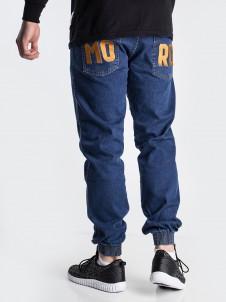 Big Moro Jogger Mid Blue