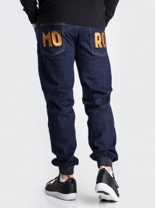 Big Moro Jogger Dark Blue