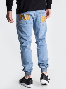 Big Moro Jogger Light Blue