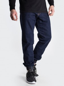 Moro Red Jogger Dark Blue